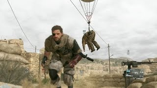 Metal Gear Solid V: The Phantom Pain: Giant Bomb Quick Look [Extended HD Gameplay]