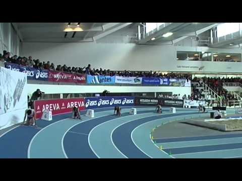 Championnat de france cadet junior salle finale junior 400m
