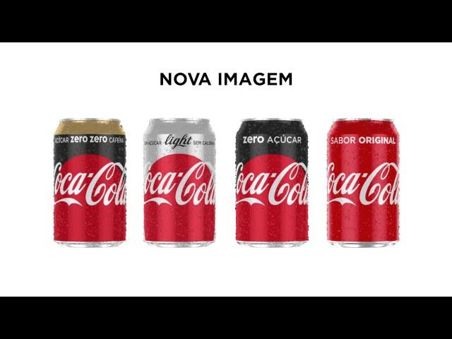 Coca-Cola - Nova imagem!
