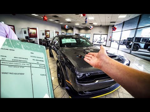 HERE'S WHY THE DODGE DEMON IS NOT WORTH $150,000