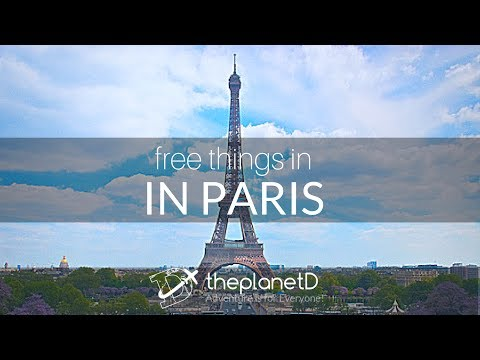 22 of the Best Free Things to do in Paris   The Planet D   Travel Tips