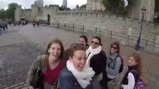LONDON video imovie