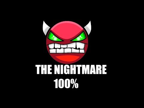 i beat the nightmare ll geometry dash ep  i beat the nightmare ll geometry dash ep 3