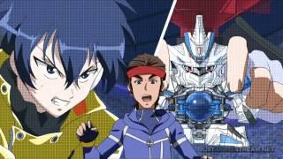 Cross Fight B Daman Episode 20 English Dub