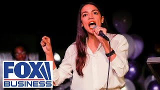 AOC tells rally-goers that America is evolving into a 'fascist society'