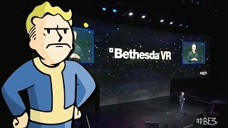 Grading Bethesda's E3 2017 Showcase - So F*cking Disappointing