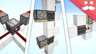 5 SIMPLE Redstone Builds for Minecraft 1.11!