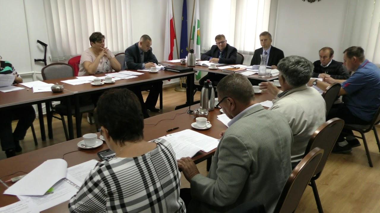 XXIX Sesja Rady Gminy Ostaszewo cz. II– 06.09.2017
