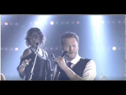 Bathroom Sink Youtube Cma blake shelton - gonna - cma's 2015 - youtube