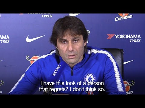 Antonio Conte Has No Regrets On Jose Mourinho Comments