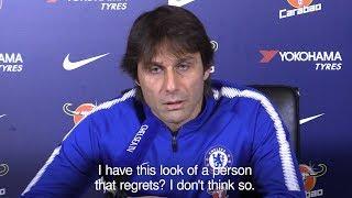Antonio Conte Has No Regrets On Jose Mourinho Comments