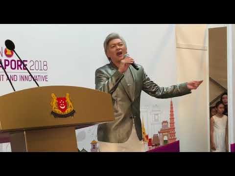 Dick Lee sings a song for ASEAN