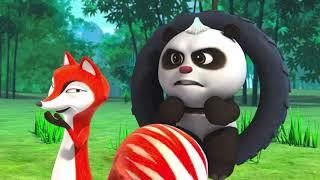 Кротик и Панда -  47 - Новые мультики для детей