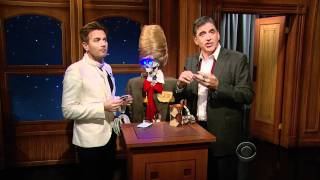 Ewan McGregor wins Craig Ferguson Golden Mouth Organ