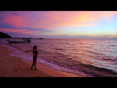We Slept on the beach !!! [ Cambodia 2016 ]