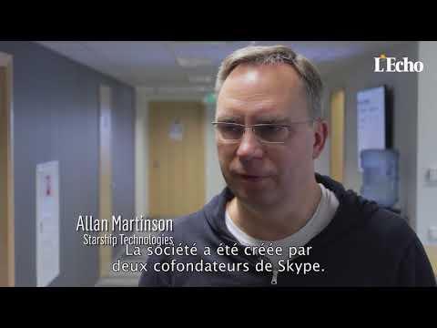 Silicon Europe | Focus sur Starship Technologies