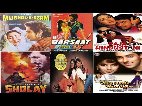 Top 10 Longest running movies in indian film history.