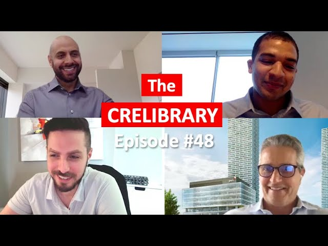 Smartest Guys in the Room with CentreCourt's Andrew Hoffman & Bader Elkatib   CRELIBRARY Episode #48