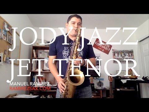 Jody Jazz Jet Tenor Saxophone Mouthpiece