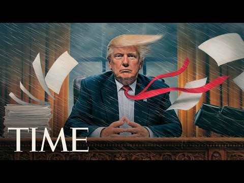 Nothing To See Here - TIME Behind The Cover With Tim O'Brien | TIME