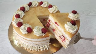 пеку коржи на МАЙОНЕЗЕ Нежнее чем торт МОЛОЧНАЯ ДЕВОЧКА тает во рту