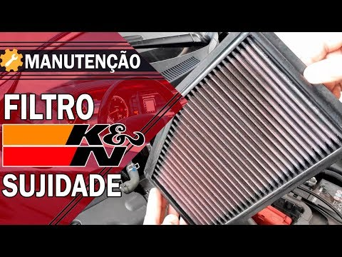 Honda Civic - Sujidade Filtro - | K&N |