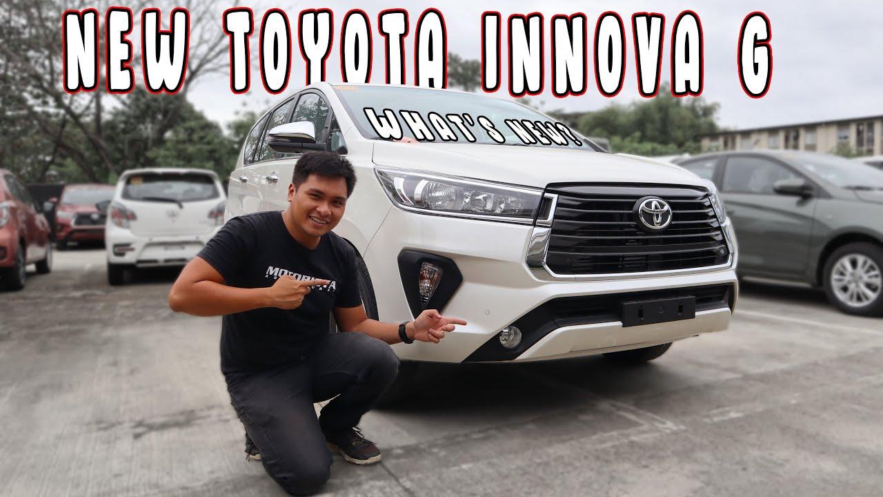 2021 Toyota Innova G | Walk Around Review