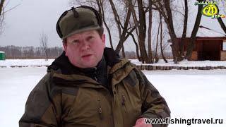 Ловля форели. Ловля форели со льда с Алексеем Чернушенко.