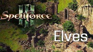 SpellForce 3 обзор. Эльфы Elves