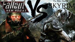 Skyrim VS Fallout New Vegas