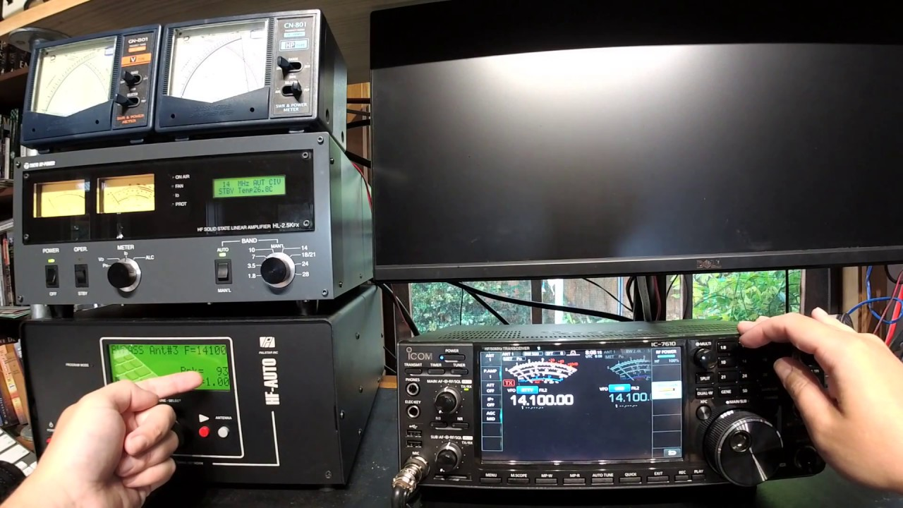 Day 1 with the ICOM IC-7610 | Page 9 | QRZ Forums