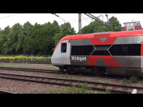 Svenska Tåg & Bussar S1-Gästrikland/EP1-Gävle C