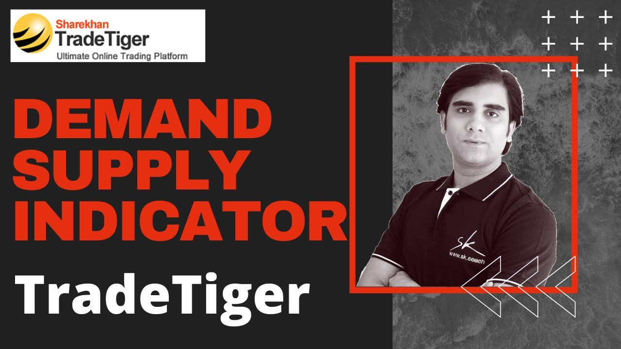How to use Demand and Supply, various other tools in TradeTiger 🔥