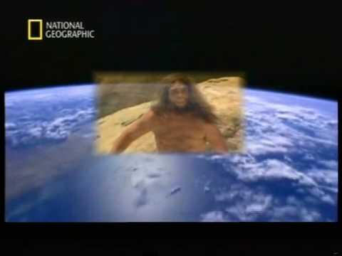 El origen del hombre - National Geographic - Español parte 2 de 5