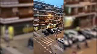Tiroteo entre bandas rivales en el madrileño barrio de Ciudad Lineal