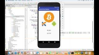 [Kotlin] Créez une App Android pour monitorer le cours du Bitcoin