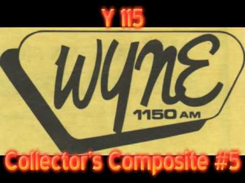 WYNE Radio (Y 115) - 1150 AM, Appleton, WI, Collector's Composite No. 5 (1975)