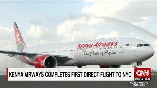 NEW: Nairobi to New York Now Non-Stop