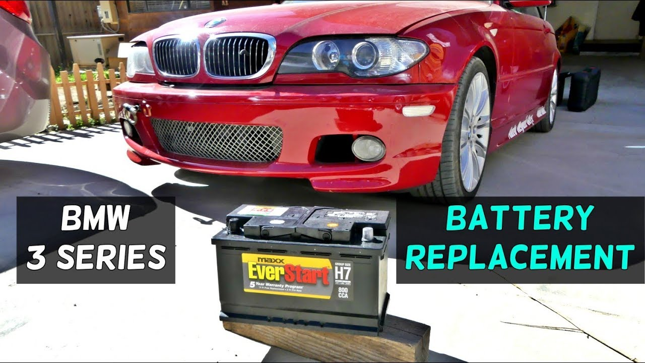 how to replace battery on bmw e46 316i 318i 320i 323i 325i 328i 330i 320d 330d youtube. Black Bedroom Furniture Sets. Home Design Ideas