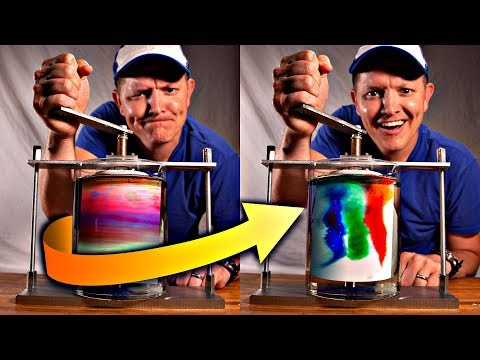 Unmixing Color Machine (Ultra Laminar Reversible Flow) - Sma