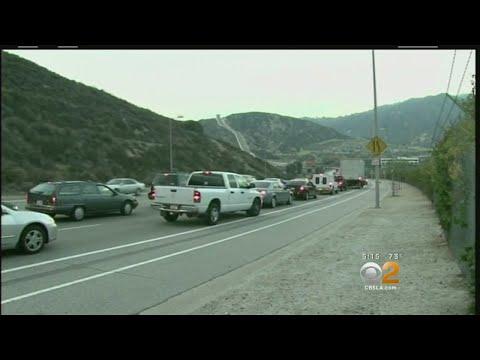 USC Study: Longer Drive Home For LA Commuters