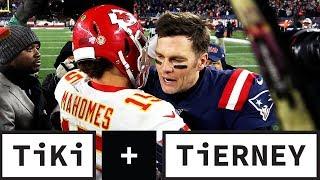 The Patriots Are Slipping | Tiki + Tierney