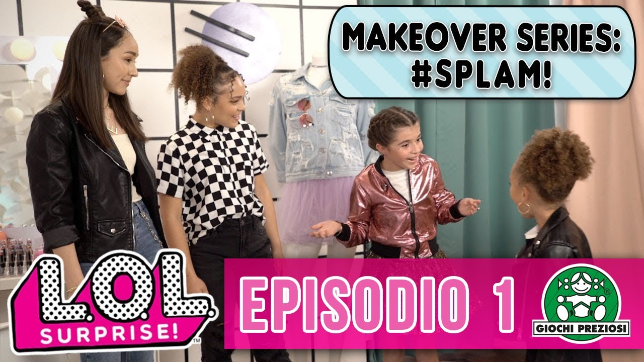 Giochi Preziosi | L.O.L. Surprise! Makeover Avyanna - Episodio 1