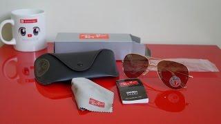 Çin Malı Taklit Ray-Ban Polarize Güneş Gözlüğü İncelemem | aliexpress(Rayban 3025 aviator gözlüğün aliexpress satış linkini blog sayfamda bulabilirsiniz. Uygun fiyata beklediğimden kaliteli ve çok hızlı kargo ile ulaştı, herkese ..., 2015-04-02T08:06:45.000Z)