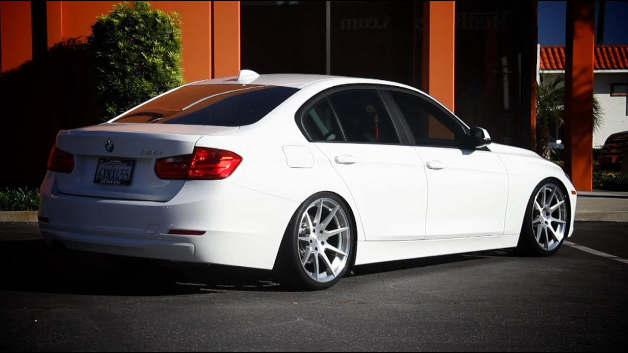 2013 F30 328i Cks Coilover Review Youtube