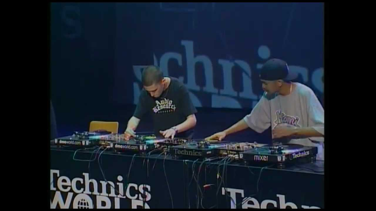 Craze & A-Trak (USA/Canada) - 2000 DMC World Team Performance