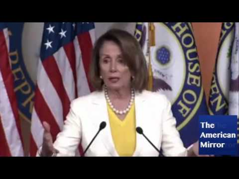 Nancy Pelosi suffers brain freeze: 'What are we talking about?'