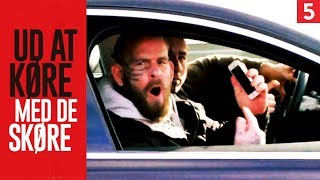 Stjæler Rolex fra rockertype | Ud at køre med de skøre | Kanal 5