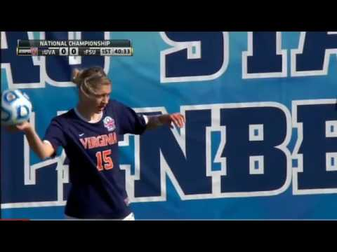 2014 NCAA Women's College Cup: Florida State vs. Virginia (Championship Game)