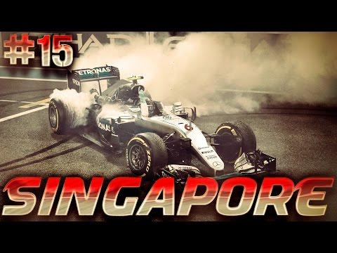 Скачать Формула 1. Сезон 2017. Этап 14. Гран-при Сингапура